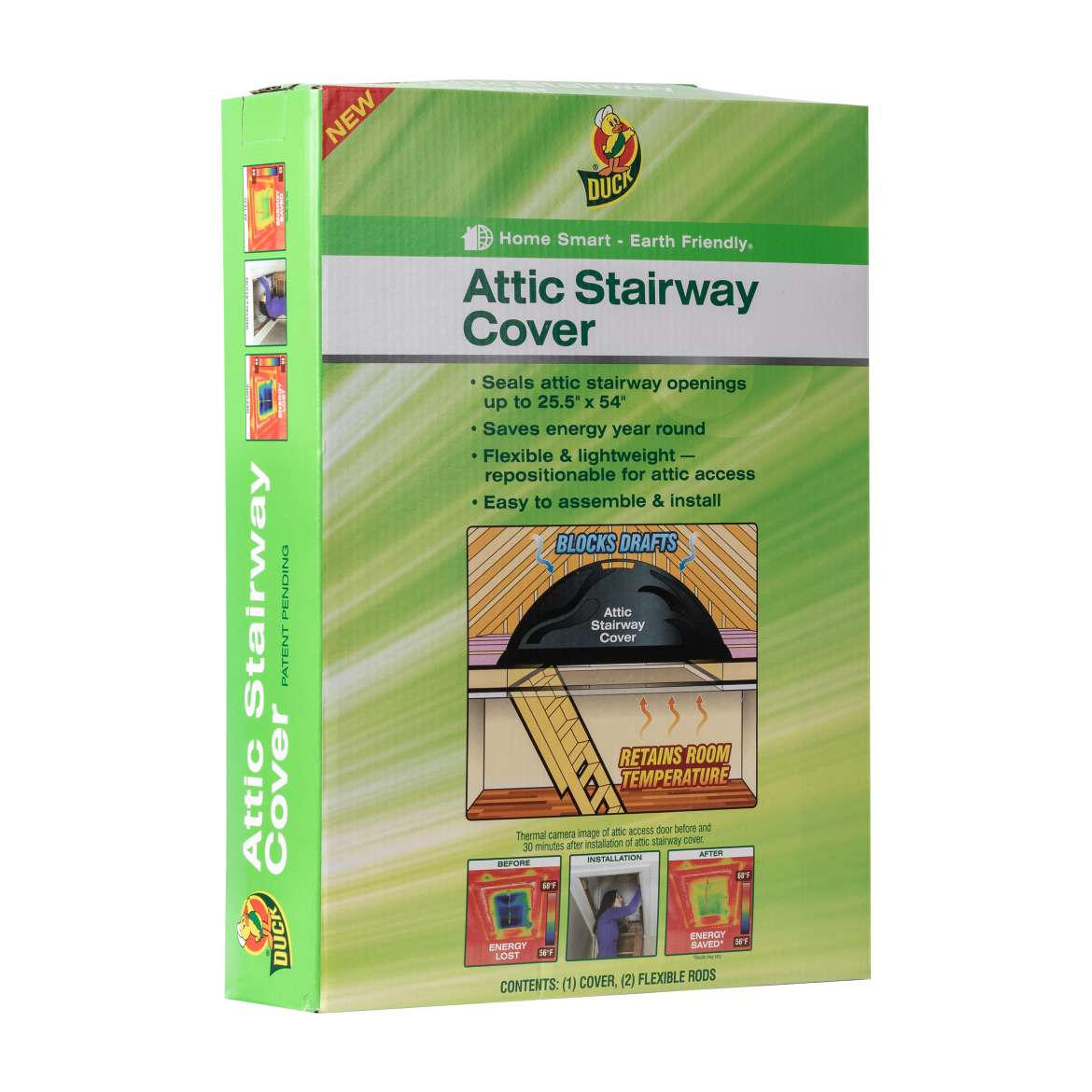 Attic Stairway Cover Image