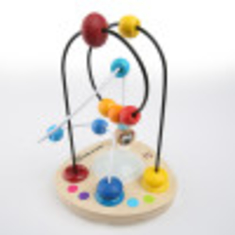 Color Mixer™ Wooden Bead Maze