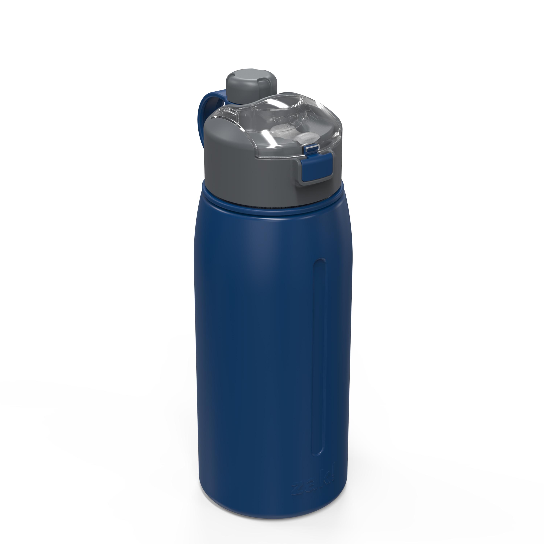 Genesis 24 ounce Vacuum Insulated Stainless Steel Tumbler, Indigo slideshow image 5