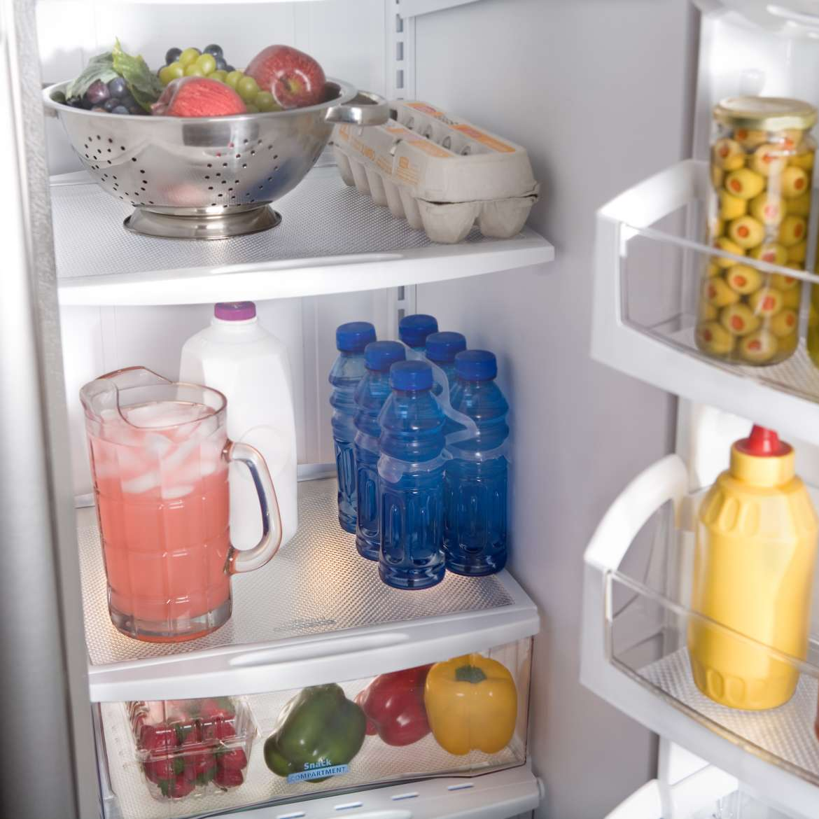 Clear Classic™ Easy Liner® Refrigerator Liner