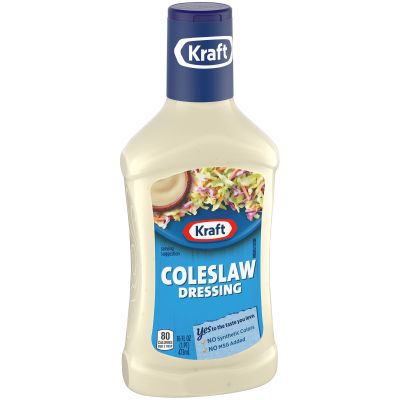 Kraft Coleslaw Dressing 16 fl oz Bottle