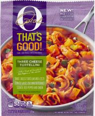 O, That's Good! Frozen Skillet Meals, Three Cheese Tortellini, 21 oz