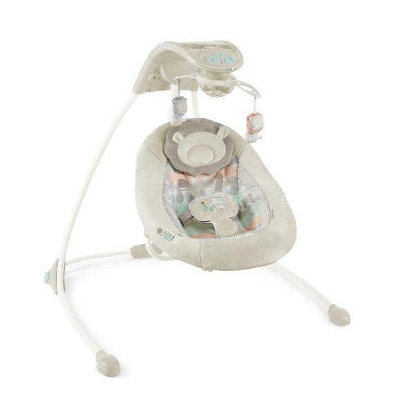 InLighten Cradling Swing ™ - Lullaby Lion™