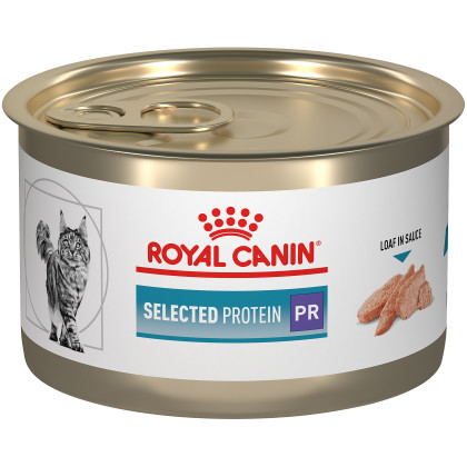 Feline Selected Protein PR Loaf in Sauce Canned Cat Food
