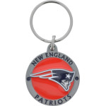 NFL New England Patriots Key Chain