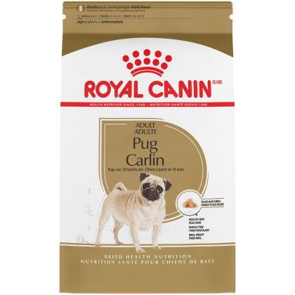 Royal Canin Breed Health Nutrition Pug Adult Dry Dog Food