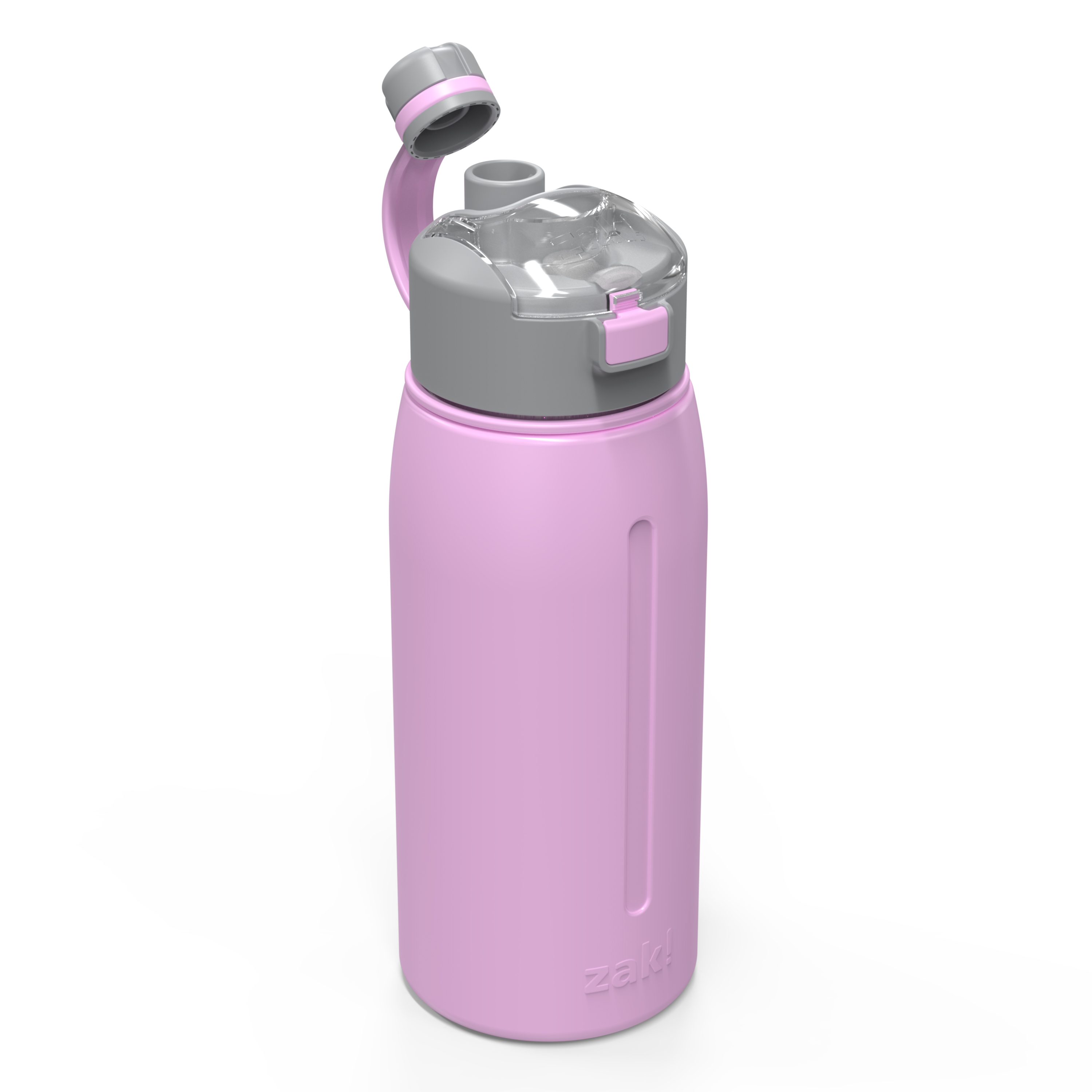 Genesis 24 ounce Vacuum Insulated Stainless Steel Tumbler, Lilac slideshow image 3