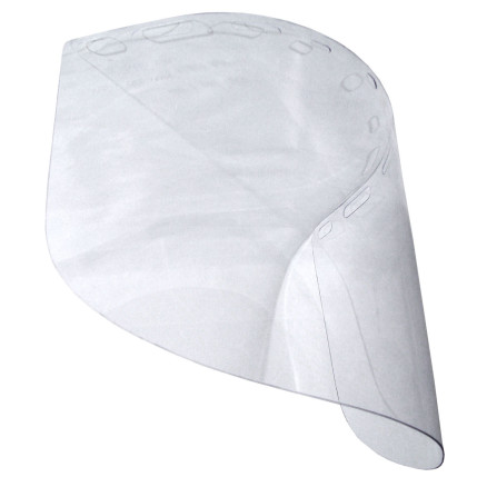 Radians Universal Clear PETG Face Shield