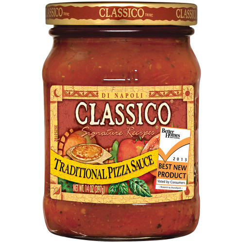 Traditional Pizza Sauce