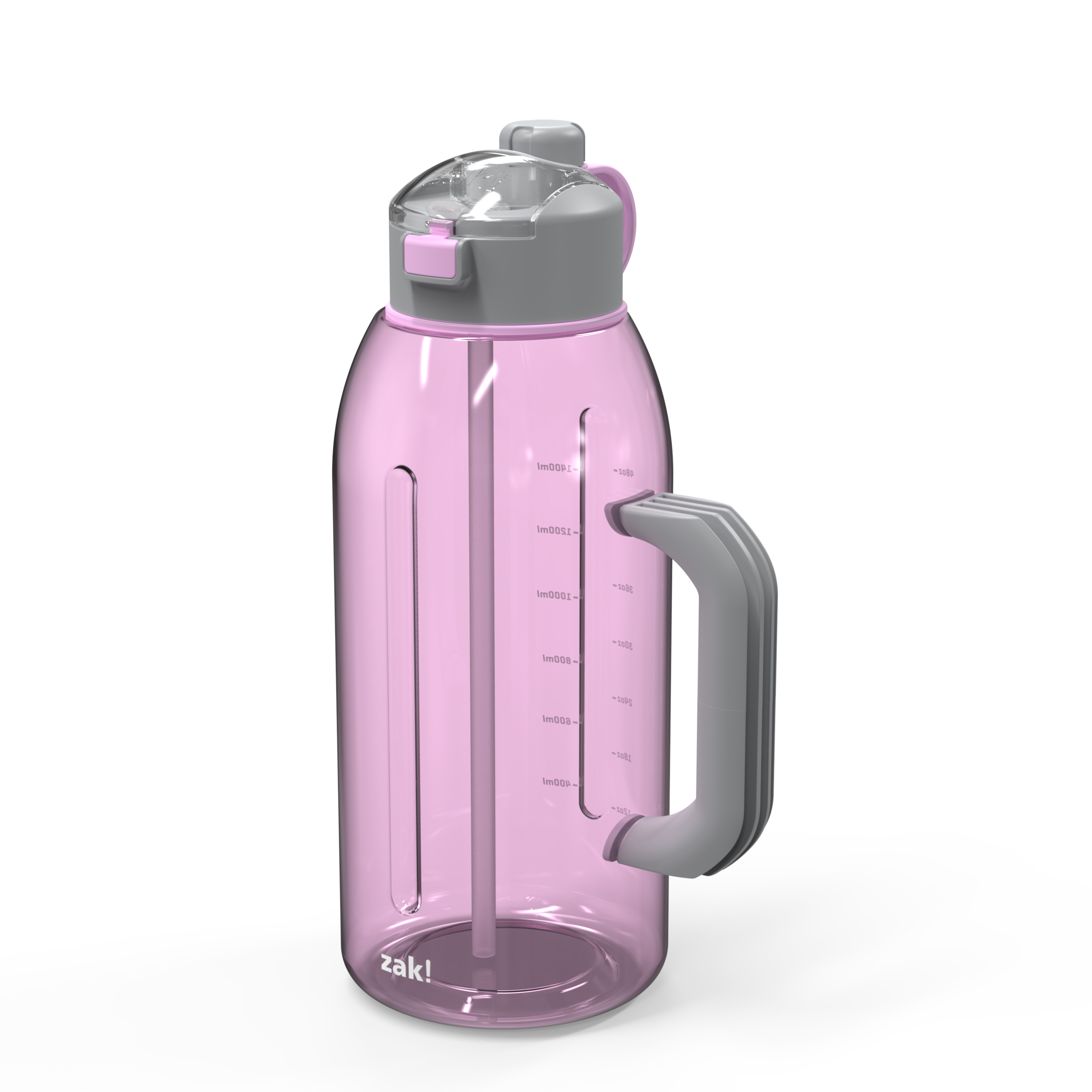 Genesis 64 ounce Water Bottle, Lilac slideshow image 4