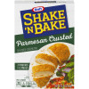 Kraft Shake 'n Bake Parmesan Crusted Seasoned Coating Mix 4.75 oz Box