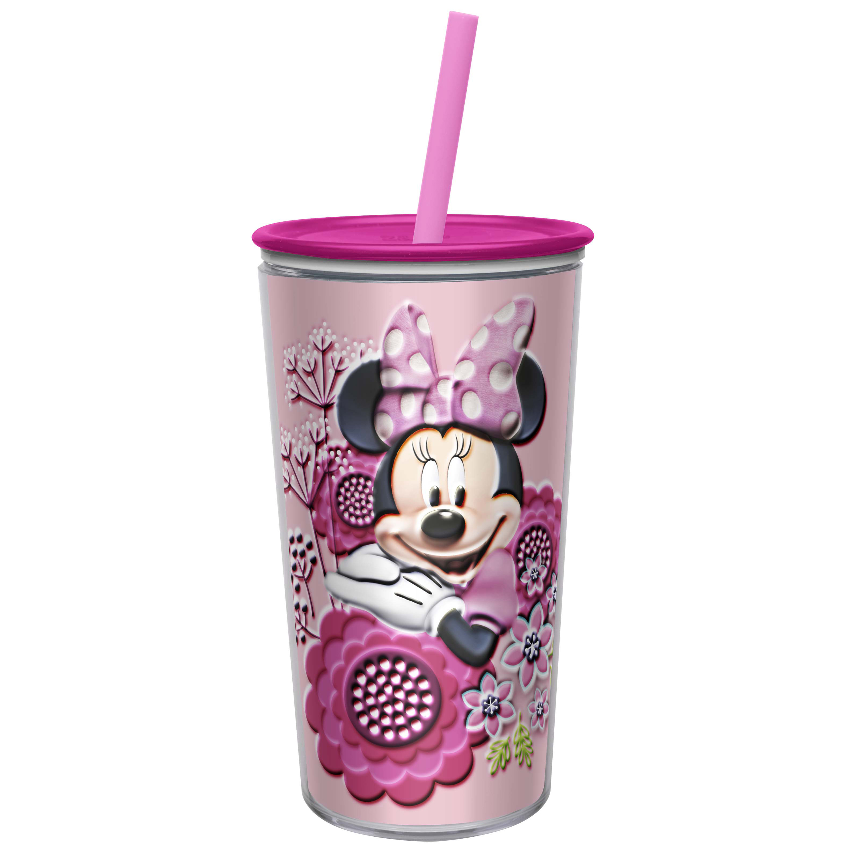 Disney 10.5 ounce Kid's Tumbler, Minnie Mouse slideshow image 1
