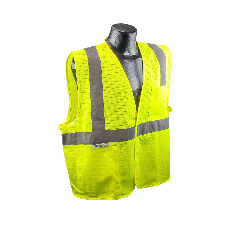 Radians SV2 Economy Type R Class 2 Mesh Safety Vest