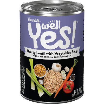 Hearty Lentil with Vegetables Soup