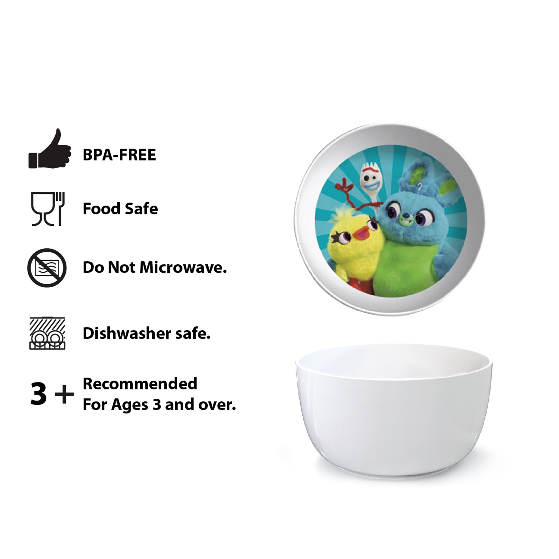 Disney Pixar Dinnerware Set, Woody, Buzz and Friends, 5-piece set slideshow image 8