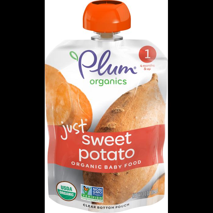 Sweet Potato Baby Food