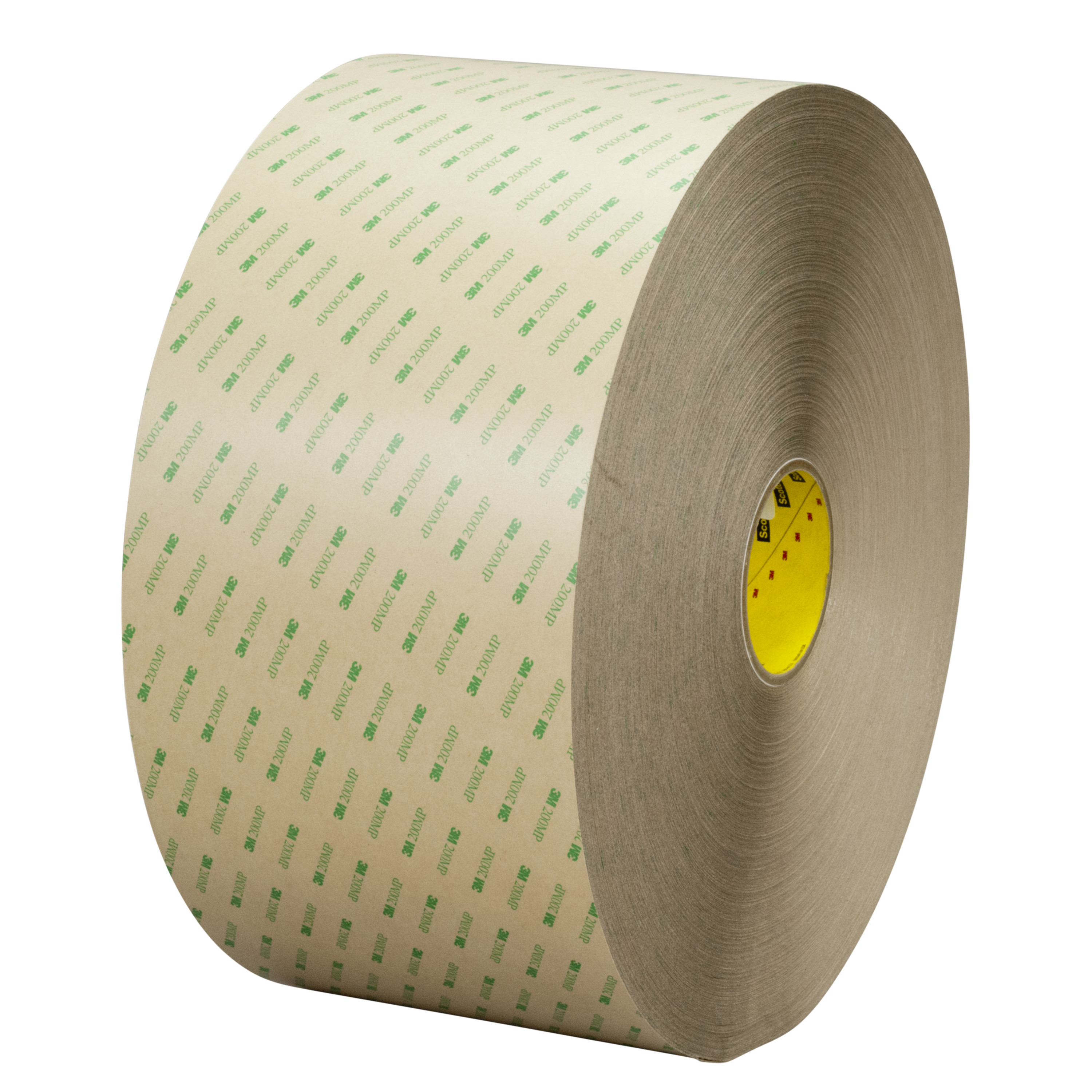 3M™ Adhesive Transfer Tape 9668MP, Clear, 5 mil, Roll, Config