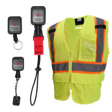 Radians Type R Class 2 Multipurpose Surveyor Safety Tether Vest