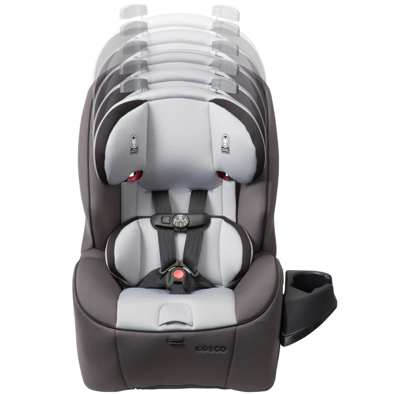 Cosco-Easy-Elite-3-in-1-Convertible-Car-Seat-Disco-Ball-Berry thumbnail 39
