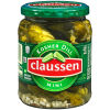 Claussen Kosher Dill Mini Pickles 20 fl oz Jar