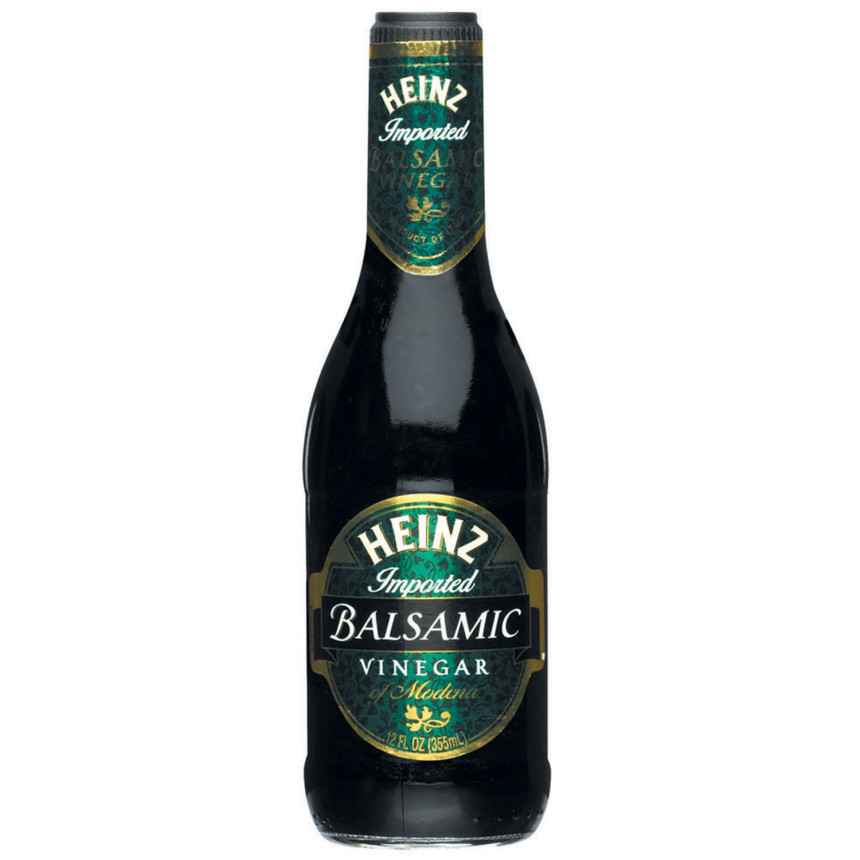 Heinz Imported Gourmet Balsamic Vinegar, 12 - 12 fl oz Bottles image
