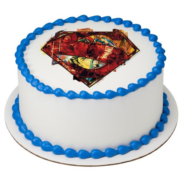 Superman™ Hope PhotoCake® Edible Image®