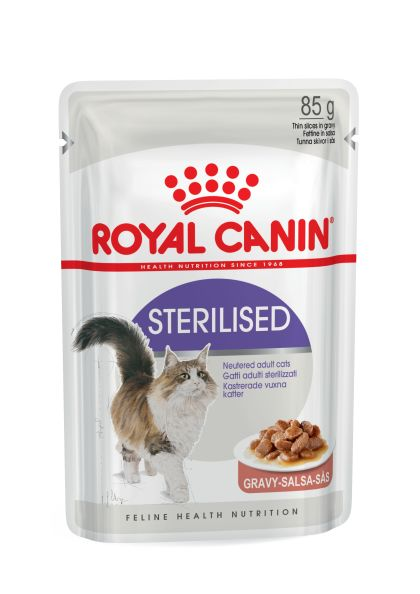 Sterilised (in gravy)