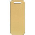 Mustard Large Luggage Quick-Tag
