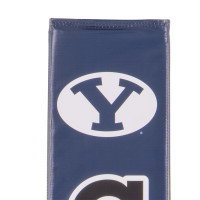 Brigham Young Cougars Collegiate Pole Pad thumbnail 4