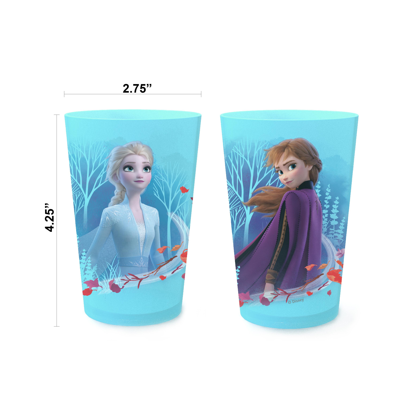 Disney Frozen 2 Movie Dinnerware Set, Anna, Elsa and Friends, 5-piece set slideshow image 9