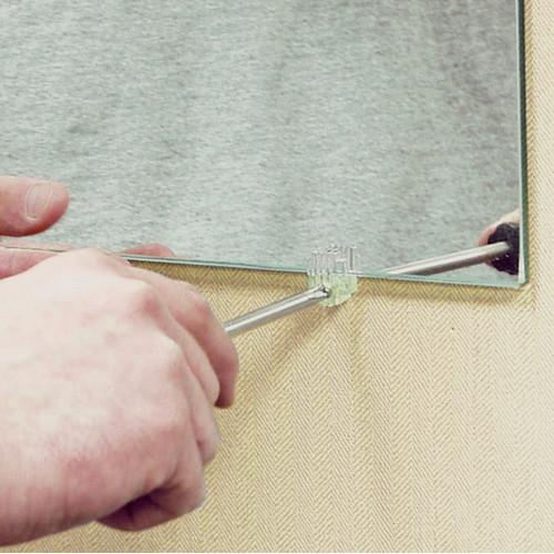 Hillman Mirror Hanging Kit (77 Piece)