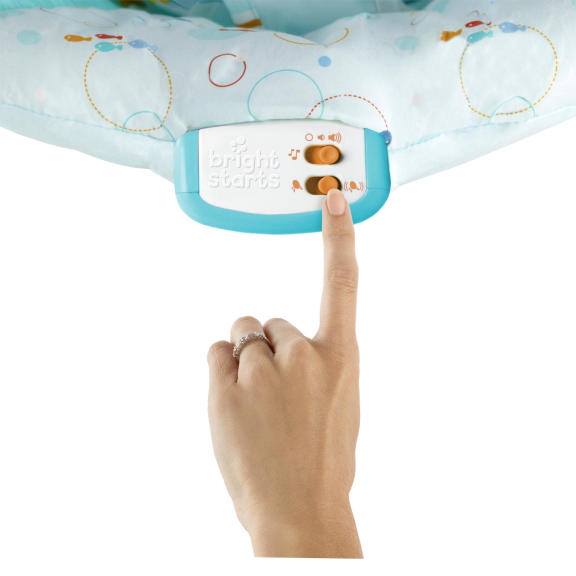 FINDING NEMO Fins & Friends Infant to Toddler Rocker™