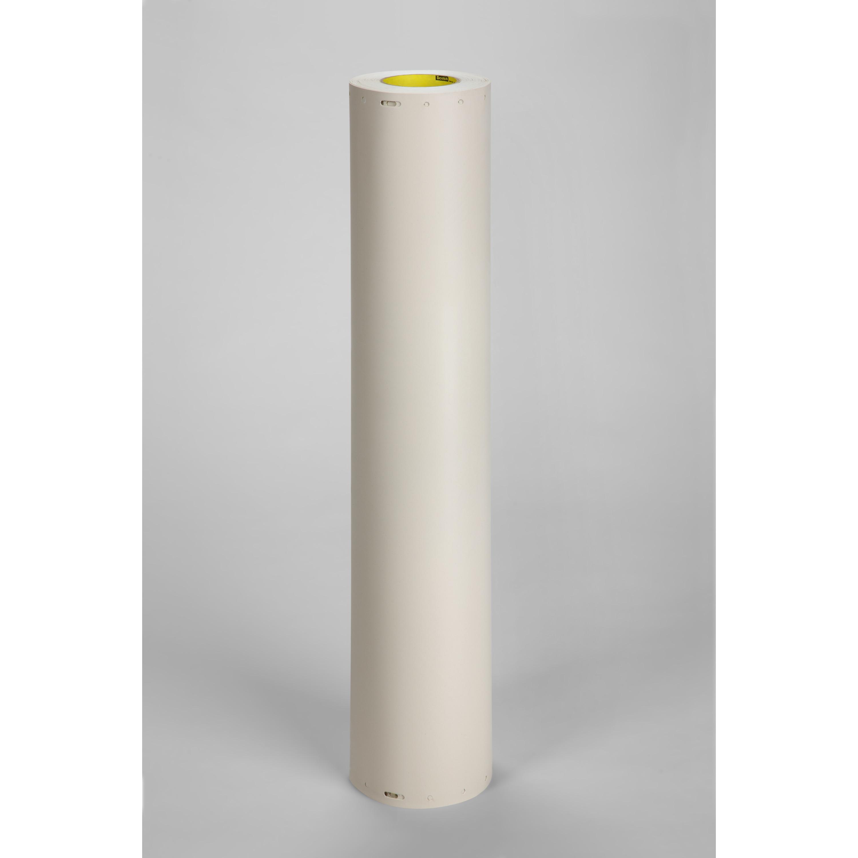 3M™ Die-Cut Sandblast Stencil 519YS, Tan, 30 in x 10 yd, 48 mil, 1 roll per case, Slot Feed