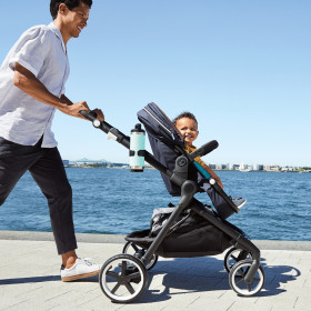 Pivot Xpand Travel System with SecureMax Infant Car Seat incl SensorSafe