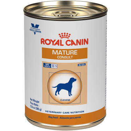 Mature Consult in Gel Canned Dog Food