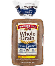 Pepperidge Farm® Whole Grain 100% Whole Wheat Bread, toasted