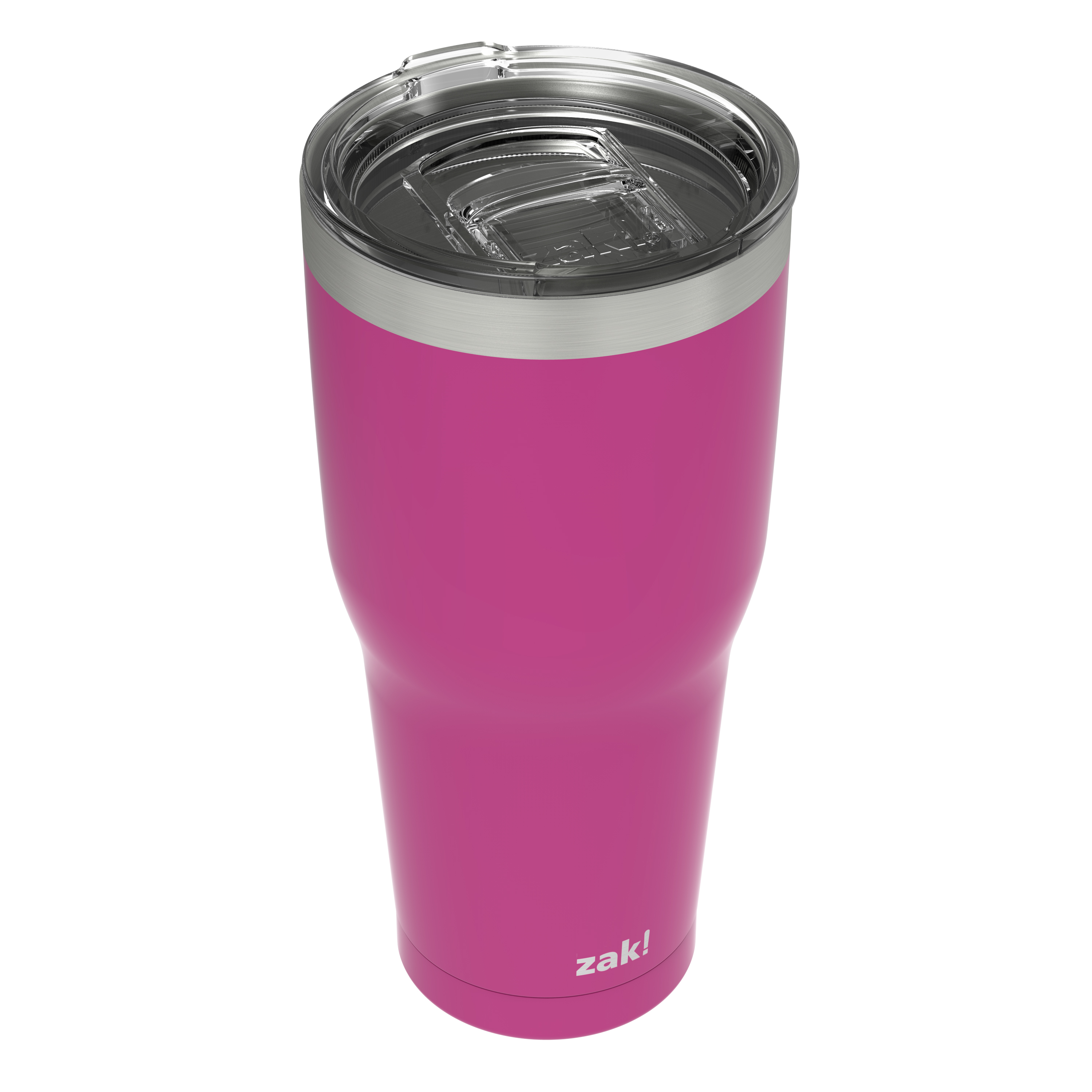 Zak Hydration 30 ounce Vacuum Insulated Stainless Steel Tumbler, Peony slideshow image 3