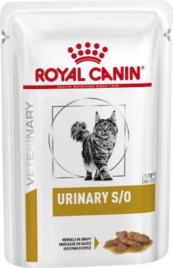 Feline Urinary SO Morsels in Gravy