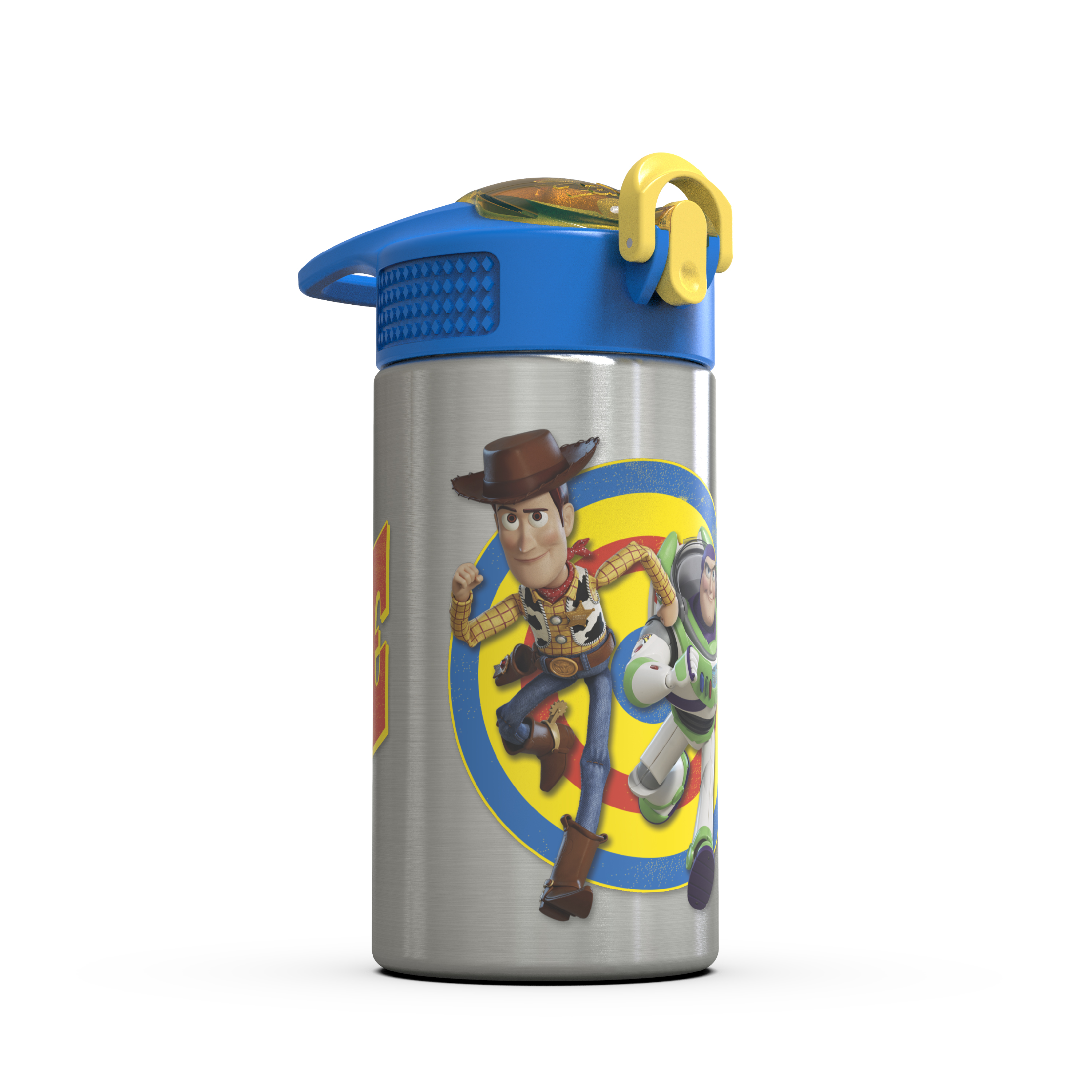 Toy Story 4 15.5 ounce Water Bottle, Buzz & Woody slideshow image 15
