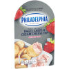Philadelphia Bagel Chips & Strawberry Cream Cheese Dip 2.5 oz Tray