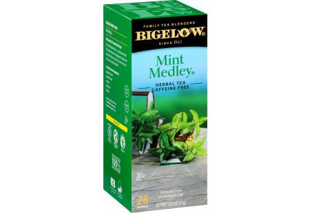 Mint Medley Herbal Tea - Case of 6 boxes- total of 168 tea bags