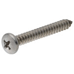 Stainless Steel Pan Head Phillips Sheet Metal Screws
