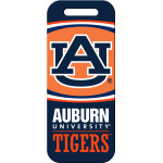 Auburn Tigers Large Luggage Quick-Tag