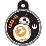 Star Wars BB-8 Large Circle Quick-Tag