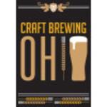 """Aluminum Ohio Craft Beer Sign 10"""" x 14"""""""