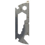 Hillman Key Chain Multi-Tool with 16 Tools