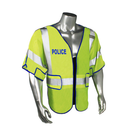 Radwear USA LHV-PS3-DSZR-EMS EMS Safety Vest