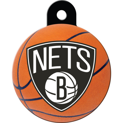 Brooklyn Nets Large Circle Quick-Tag 5 Pack
