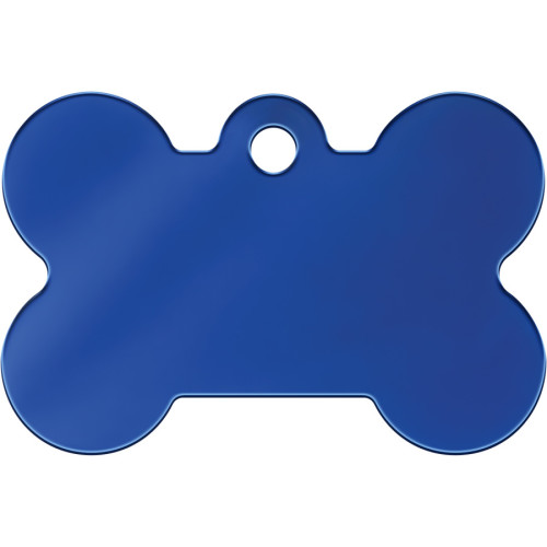 Blue Large Bone Quick-Tag 5 Pack