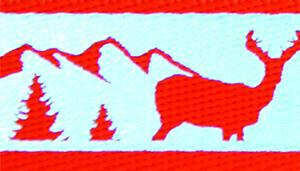 Remington Reflective Dog Leash